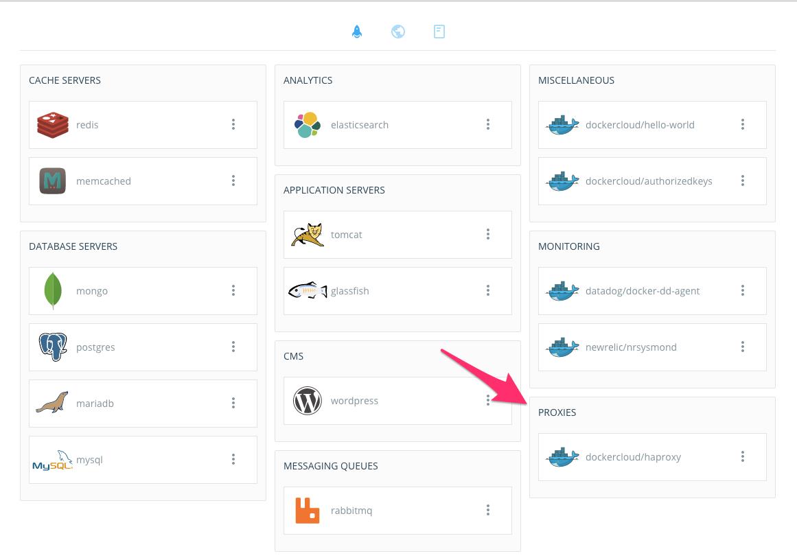 Tandem | Node Microservices on Docker Cloud